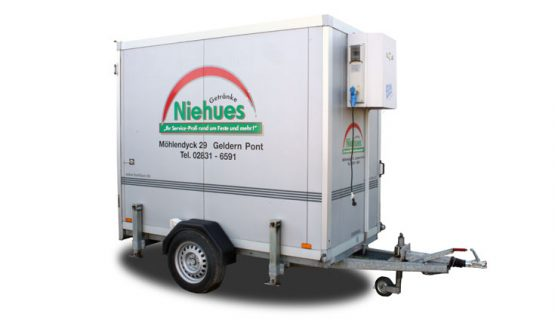 Kühlwagen mieten - Kühlwagenverleih